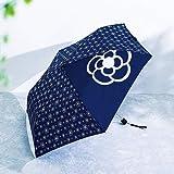 2020年9月号 CLATHAS(クレイサス)晴雨兼用 折りたたみ傘