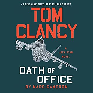 Book Cover: Tom Clancy Oath of Office