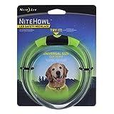Nite Ize nitehowl LED Perro Collar de luz Seguridad Collar