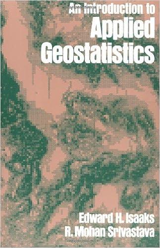 Geostatistics Book Pdf