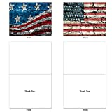 10 Assorted Thank You Note Cards 4 x 5.12 inch