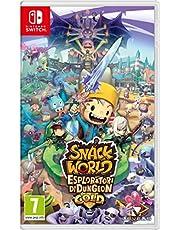 Nintendo Switch Snack World: Esploratori Di Dungeon Gold R2 - Nintendo Switch