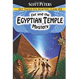 Zet and the Egyptian Temple Mystery (Kid Detective Zet)