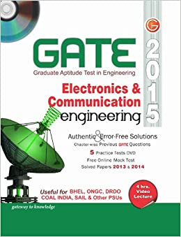 Gate Book For Ece By Gk Publications