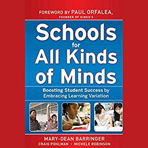 Schools for All Kinds of Minds Audiobook