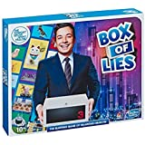 Hasbro Gaming The Tonight Show Starring Jimmy Fallon Box of Lies Party Game for Teens and Adults Limited Edition