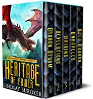 Heritage of Power (The Complete Series: Books 1-5): An epic dragon fantasy boxed set