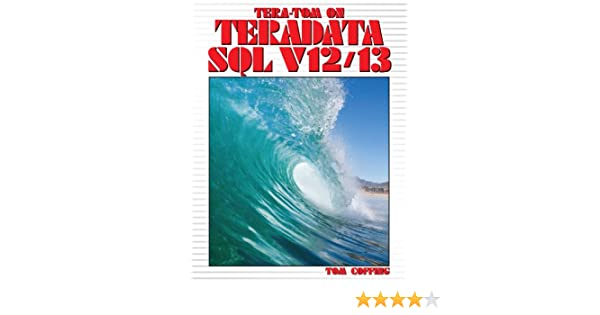 tera-tom on teradata sql v12-v13