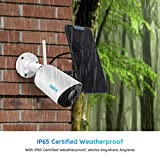 Outdoor Security Camera System Wireless, Solar
