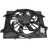 MAPM Premium OPTIMA 14-15/SONATA 14-14 RADIATOR FAN ASSY, Single Fan, 2.4L Gas Eng, Except Hybrid