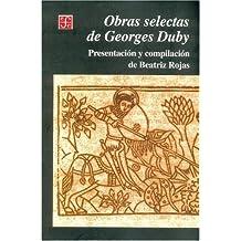 Obras Selectas de Georges Duby