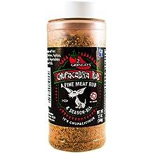 2 Gringos Chupacabra Meat Rub 12 Ounce