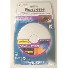 Kidde 21010609 Combo Smoke & Carbon Monoxide Alarm
