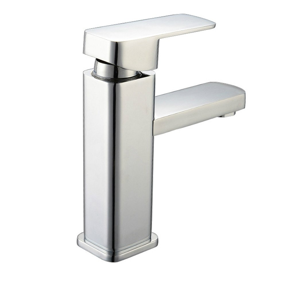 Hlluya Professional Sink Mixer Tap Kitchen Faucet Zinc alloy single handle greenical mixing of hot and cold water with double wash basins wash-basin mixer