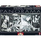 John N. Hansen Guernica-Pablo Picasso Panoramic Puzzle 3000 Pieces