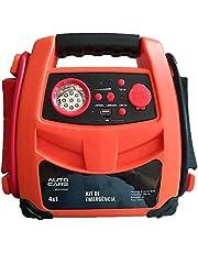Kit De Emergência 4 em 1 Multilaser Auto Care - AU621