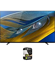 $3498 » Sony XR77A80J 77-inch A80J 4K OLED Smart TV (2021 Model) Bundle with Premium 2 Year Extended Protection Plan