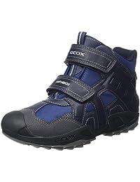 Geox JR New Savage Boy ABX 1 Snow Boot (Toddler/Little Kid/Big Kid)