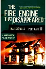 The Fire Engine that Disappeared: A Martin Beck Police Mystery (5) Kindle Edition