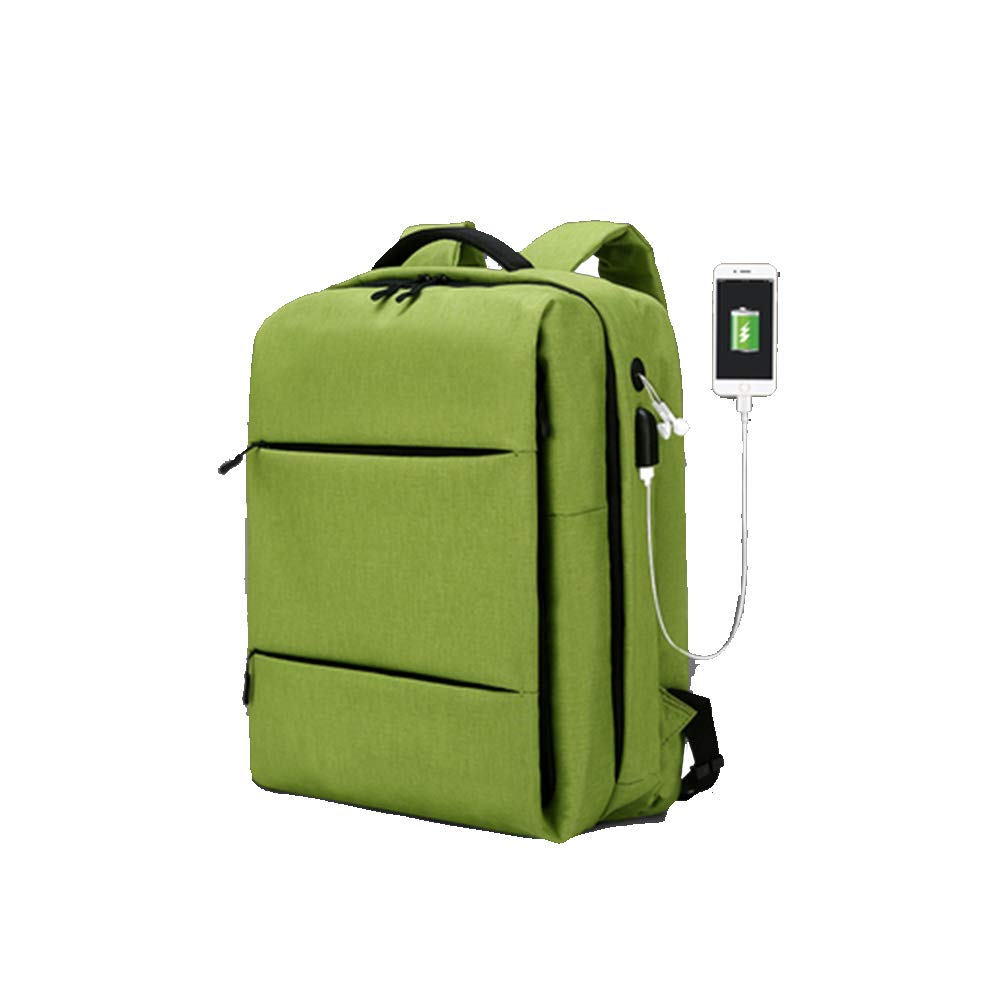 Green Multifunctional Business Backpack, Double Shoulder Backpack with Chair Portable Foldable Camping Fishing Chair Hiking Stool Chair Seat Bag,Green