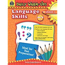 Daily Warm-Ups: Language Skills Grade 3