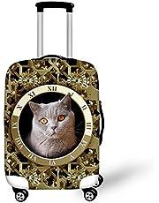 Freewander Luggage Covers Personalized Travel Suitcase Protective Elastic Skin