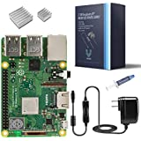 Vilros Raspberry Pi 3 Model B+ (B Plus)-with 2.5A Power Supply [Latest Model 2018]
