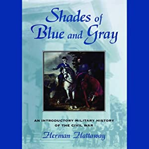 Shades of Blue and Gray Audiobook