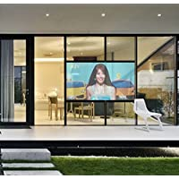 120 inch Portable Movie Screen, SWT 16:9 Home theater projector screen Outdoor Indoor High Contrast DIY Projection Screen
