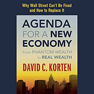 Agenda for a New Economy Audiobook