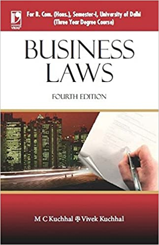 BUSINESS LAW BY MC KUCHHAL EBOOK
