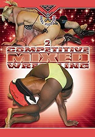 Real Competitive Mixed Wrestling