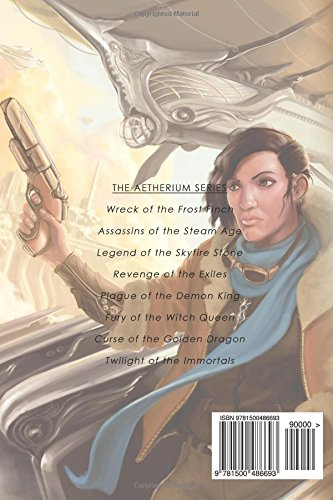 Aetherium, Book 1: Assassins of the Steam Age