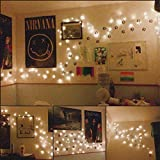 200 LED Indoor String Light with Remote and Timer