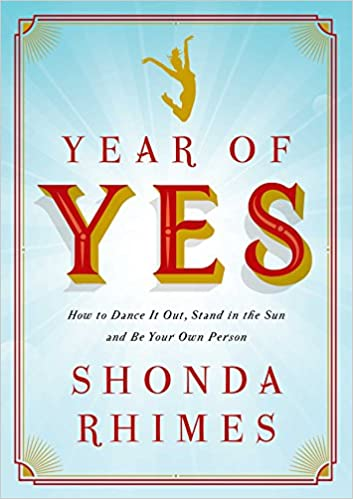 Year of Yes: Amazon.fr: Rhimes, Shonda: Livres anglais et étrangers