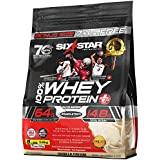 Six Star Pro Nutrition Whey Protein Plus, 8 Pound