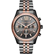 Michael Kors Men's Lexington Grey Watch MK8561