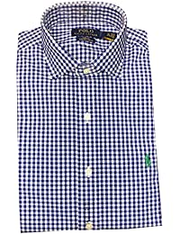 RALPH LAUREN Men\u0027s Slim Fit Cotton Twill Button-Down Shirt. Polo Ralph  Lauren