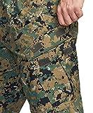 CQR Men's Tactical Pants, Water Repellent Ripstop