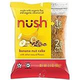 Low Carb Keto Snack Cakes Banana Nut Paleo Friendly No Added Sugar 6-Pack