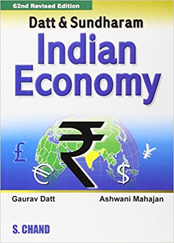 Indian Economy Book By Dutt And Sundaram