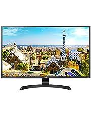 LG 32UD60-B 4K UHD Monitor with AMD FreeSync