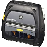 Zebra Technologies ZQ52-AUE0000-00 Thermal Printer, Portable, ZQ520, 4 Size, Bluetooth 4.0, 203 DPI