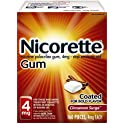 Nicorette Nicotine Gum 4mg Stop Smoking Aid 160 count