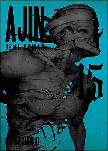 Amazon.fr - Ajin, Volume 15: Demi-Human - Sakurai, Gamon - Livres