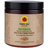 Tropic Isle Living Jamaican Black Castor Oil Protein Hair Conditioner (8oz)