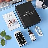 Biotin Hair Growth Kit LED Hair Growth Comb Brush
