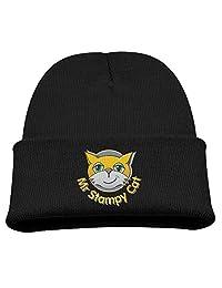 Skull Beanie Caps Stampy Cat Logo Fashion Boys/Girls