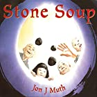Stone Soup Audiobook by Jon J Muth Narrated by B.D. Wong