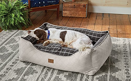 PUTTY LARGE PUTTY LARGE Orvis Comfortfill 2-in-1 Dog Bed Large Dogs 20-32 Kg, Putty, Large